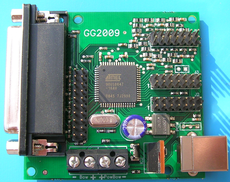 GGC interface installation